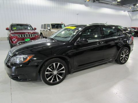 Certified Used Chrysler 200 S Touring