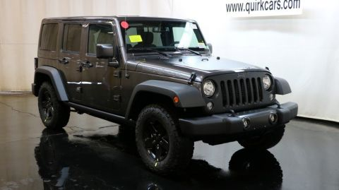 New Jeep Wrangler Unlimited Big Bear