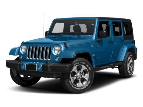 New Jeep Wrangler Unlimited Smoky Mountain