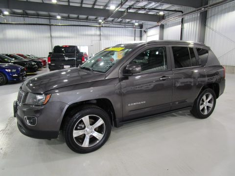 Certified Used Jeep Compass High Altitude Edition