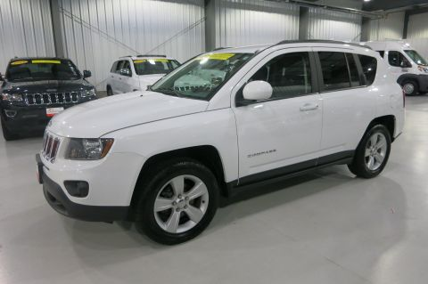 Certified Pre-Owned 2014 Jeep Compass Latitude 4WD