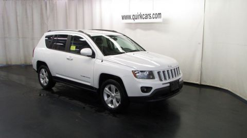 New 2017 Jeep Compass Latitude 4WD