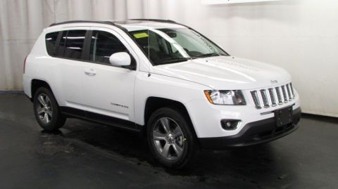 New Jeep Compass High Altitude