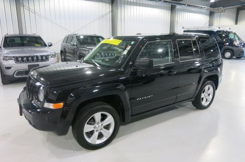Certified Used Jeep Patriot Limited