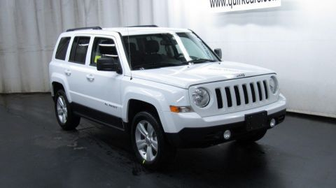 New Jeep Patriot Latitude
