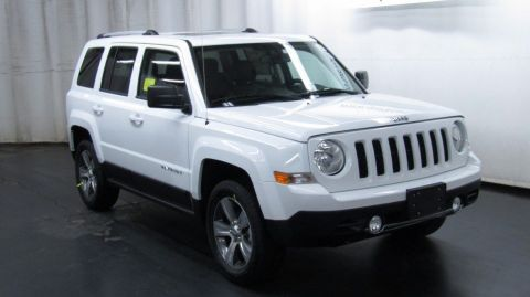 New Jeep Patriot High Altitude
