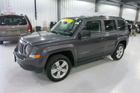 Certified Used Jeep Patriot Latitude
