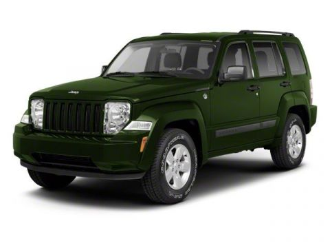 Certified Used Jeep Liberty Sport