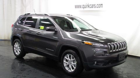 New 2016 Jeep Cherokee Latitude 4WD