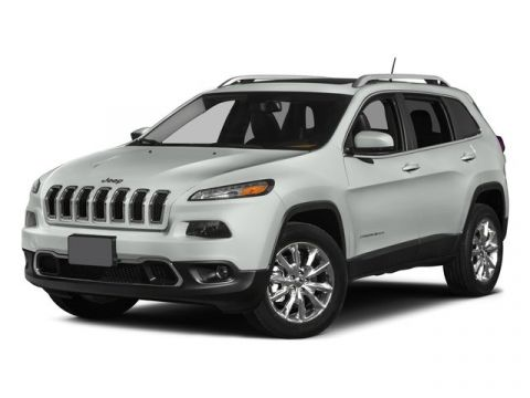 Certified Used Jeep Cherokee Latitude