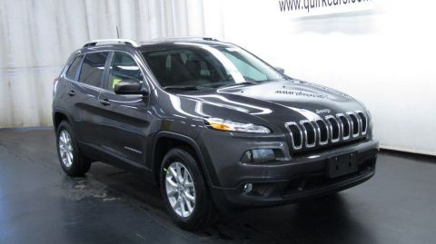 New 2017 Jeep Cherokee Latitude 4WD