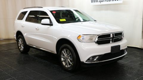 2017 Dodge Durango SXT PLUS AWD