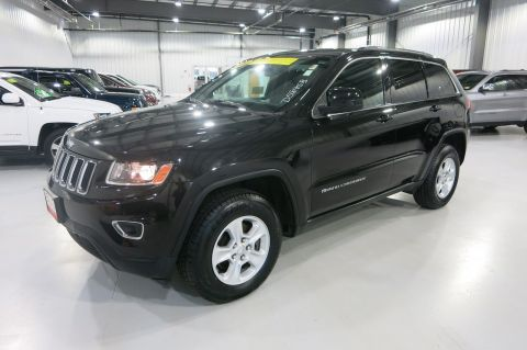 Certified Used Jeep Grand Cherokee LARE