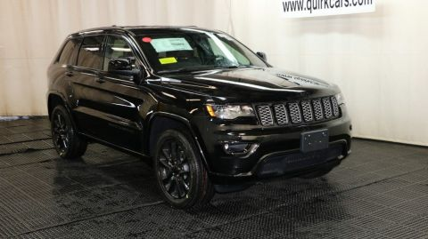 2018 Jeep Grand Cherokee Altitude 4x4