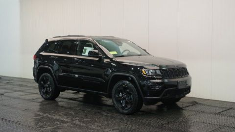 New Jeep Grand Cherokee Upland
