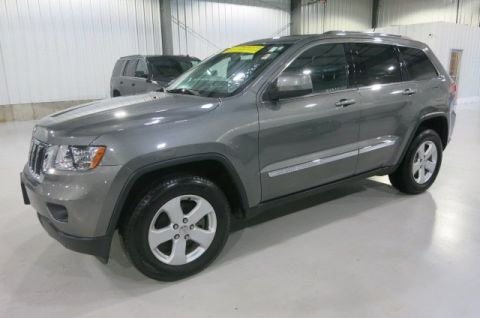 Certified Used Jeep Grand Cherokee Laredo X