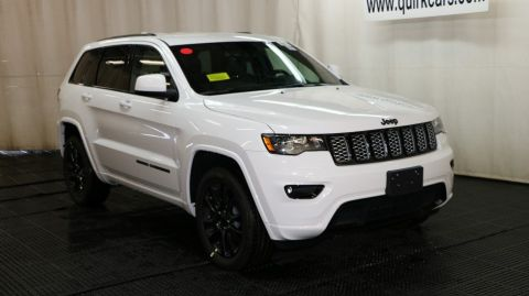 New Jeep Grand Cherokee Altitude