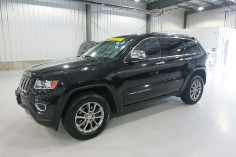 Certified Used Jeep Grand Cherokee Limited