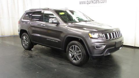 New Jeep Grand Cherokee Limited