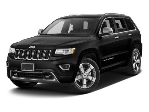 Certified Used Jeep Grand Cherokee High Altitude
