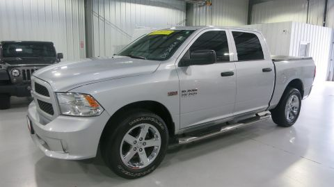 Certified Used Ram 1500 Express