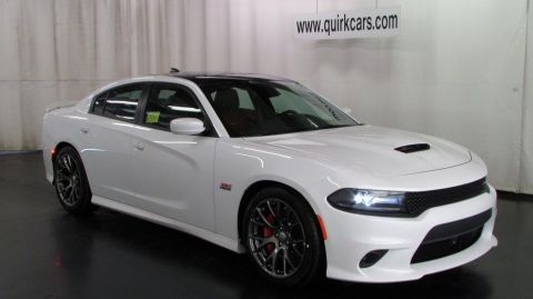 New Dodge Charger SRT 392