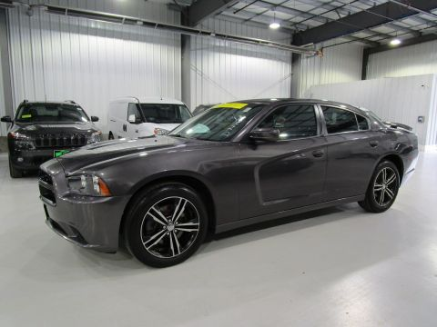 Certified Used Dodge Charger SXT Plus AWD
