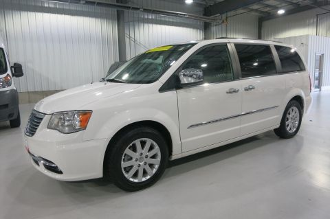 Certified Used Chrysler Town & Country Touring-L