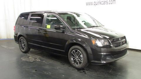 2017 Dodge Grand Caravan SE Plus Mini-van, Passenger