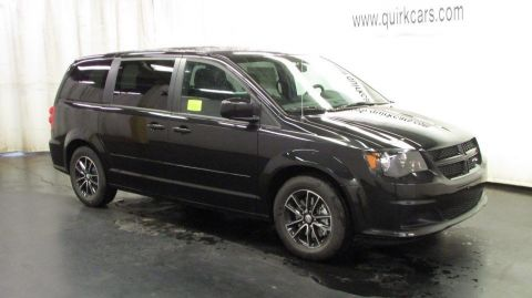 New Dodge Grand Caravan SE Plus