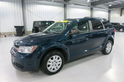 Certified Used Dodge Journey SE