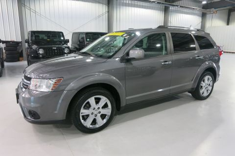 Certified Used Dodge Journey Crew