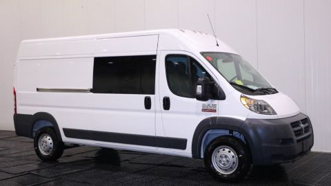 New 2018 RAM ProMaster Cargo Van BASE