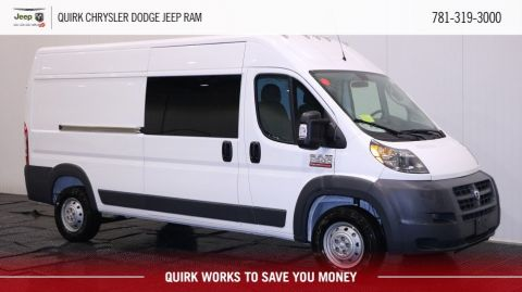 New 2018 RAM ProMaster® BASE