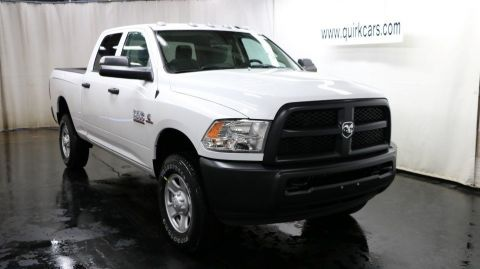 NEW 2017 RAM 2500 TRADESMAN CREW CAB 4X4 6'4 BOX