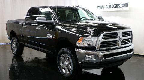 New 2017 Ram 2500 Big Horn 4WD