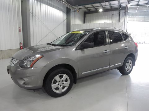 Used Nissan Rogue Select S