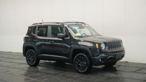New JEEP Renegade Upland Edition