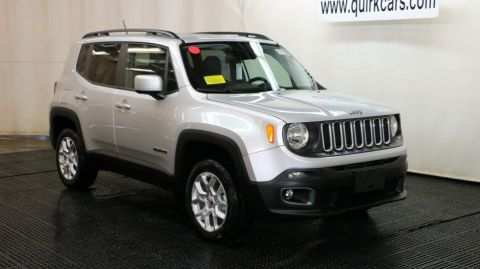 2017 Jeep Renegade Latitude 4X4