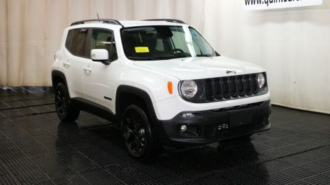 New Jeep Renegade Altitude