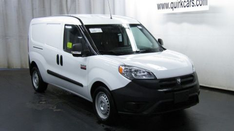New Ram ProMaster City Wagon