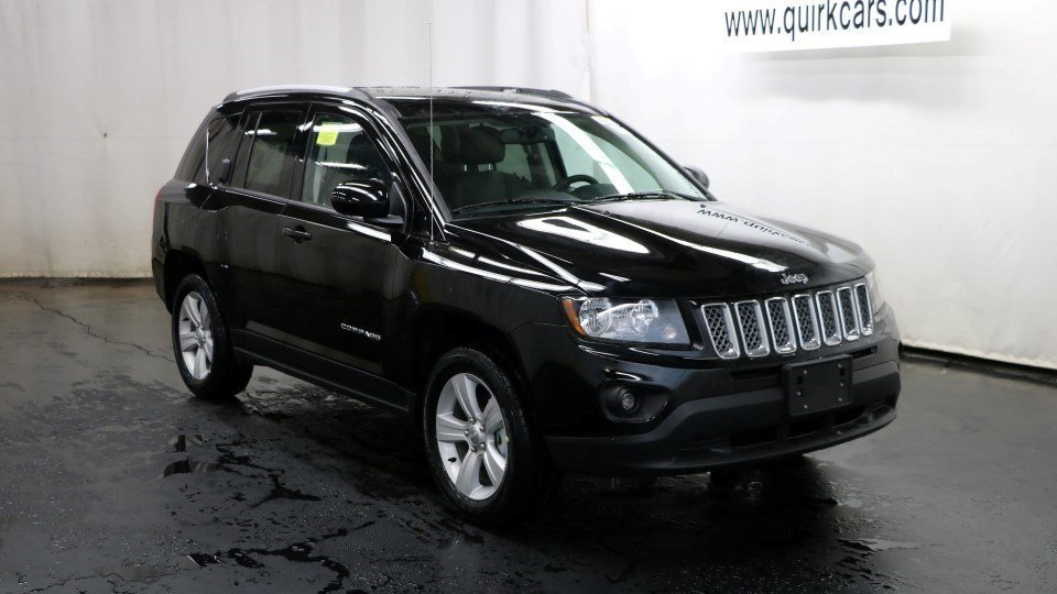 new 2017 jeep compass latitude sport utility in marshfield d5967 quirk chrysler dodge jeep ram. Black Bedroom Furniture Sets. Home Design Ideas
