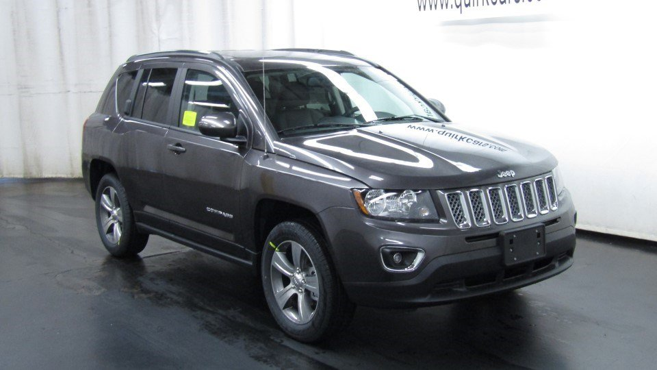 new 2017 jeep compass high altitude sport utility in marshfield d5651 quirk chrysler dodge. Black Bedroom Furniture Sets. Home Design Ideas