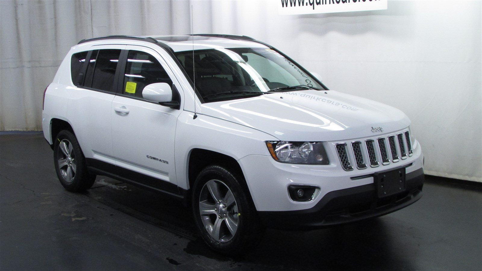 new 2017 jeep compass high altitude sport utility in marshfield d5402 quirk chrysler dodge. Black Bedroom Furniture Sets. Home Design Ideas
