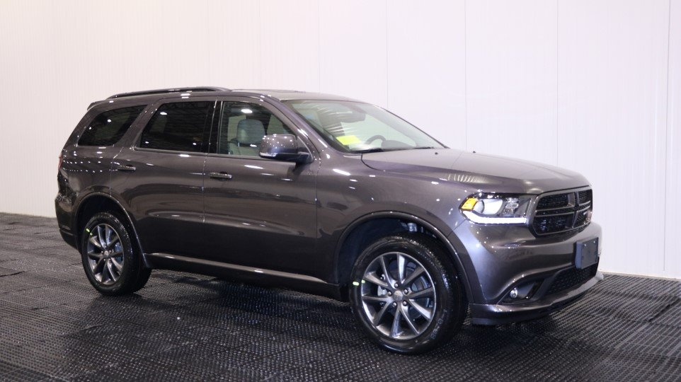 New 2018 DODGE Durango GT Sport Utility in MARSHFIELD #D7605 | Quirk Chrysler Dodge Jeep Ram