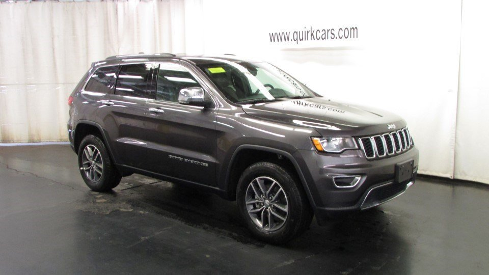 2017 Jeep Grand Cherokee Limited 4WD W/ SUNROOF