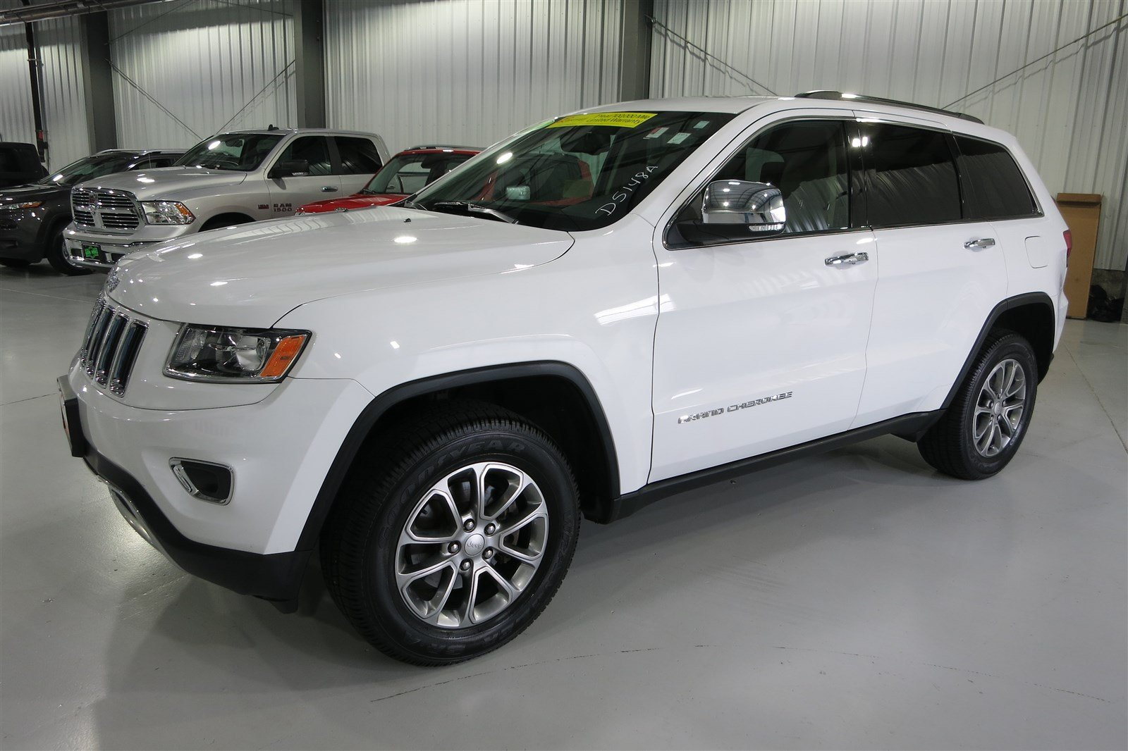 pre owned 2014 jeep grand cherokee limited sport utility in marshfield d5148a quirk chrysler. Black Bedroom Furniture Sets. Home Design Ideas