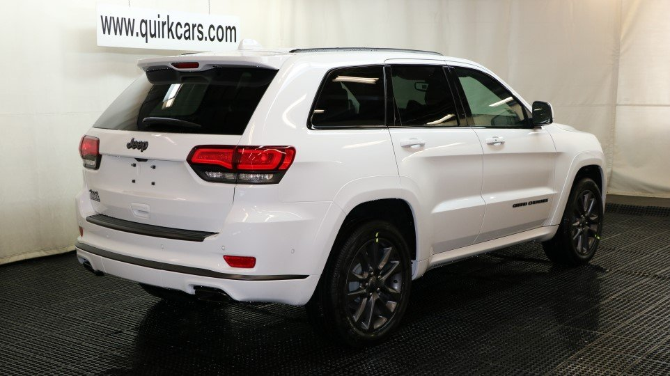 New 2018 Jeep Grand Cherokee High Altitude Sport Utility In
