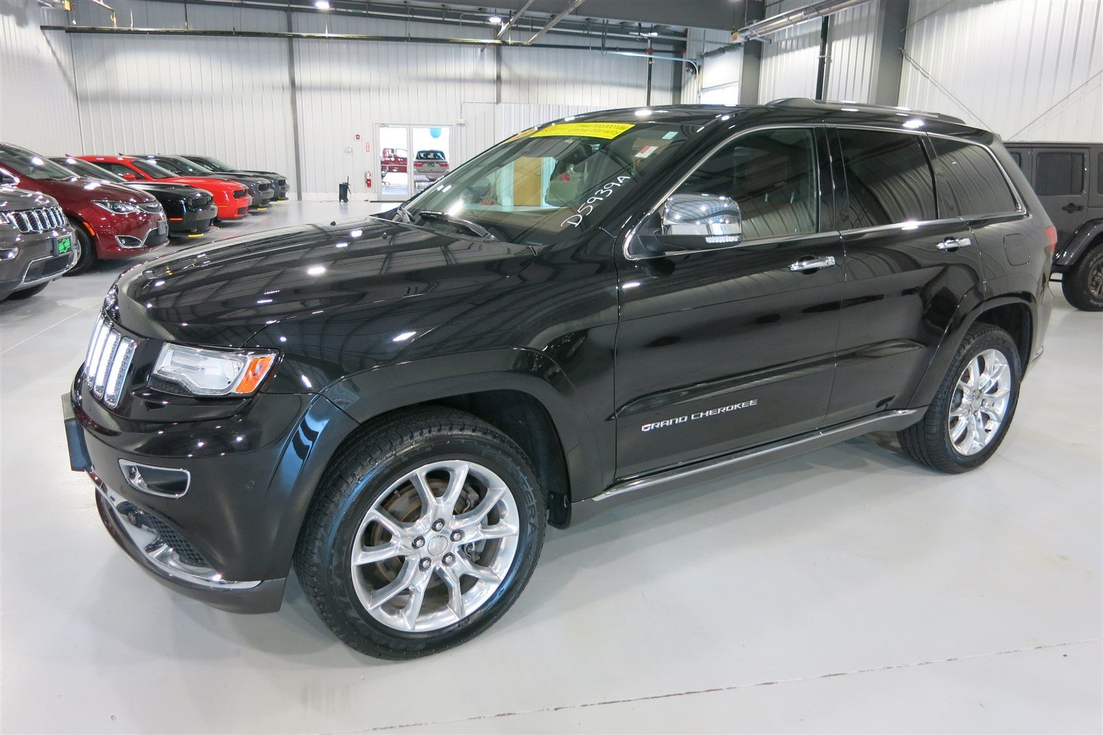 certified pre owned 2015 jeep grand cherokee summit sport utility in marshfield d5939a quirk. Black Bedroom Furniture Sets. Home Design Ideas