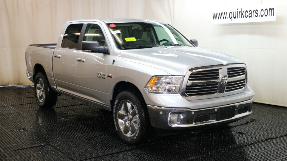 Ram Big Horn >> New 2018 Ram 1500 Big Horn Crew Cab In Marshfield D7069 Quirk